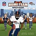 MasterPieces NFL Home Team Book, Denver Broncos, for All Ages