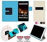 Hülle für Acer Iconia Talk S Tasche Cover Hülle Bumper | in Beige | Testsieger