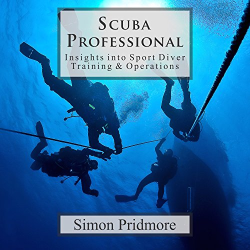 Scuba Professional audiobook cover art