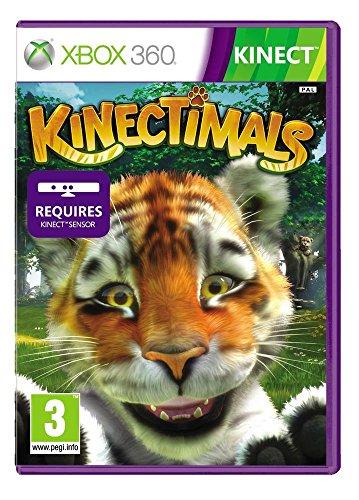 Kinectimals (Jeu compatible kinect) [Edizione : Francia]