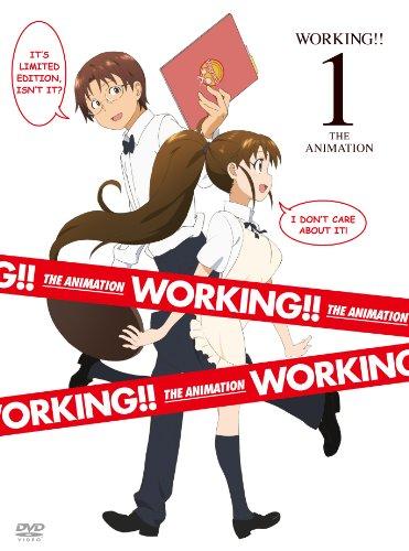 WORKING!! 1 【完全生産限定版】 [DVD]