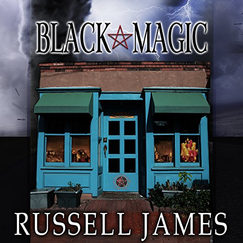 Black Magic audiobook cover art