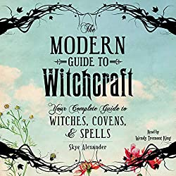 best witchy books for beginners #3 modern guide to witchcraft book cover