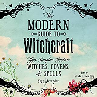 The Modern Guide to Witchcraft audiobook cover art