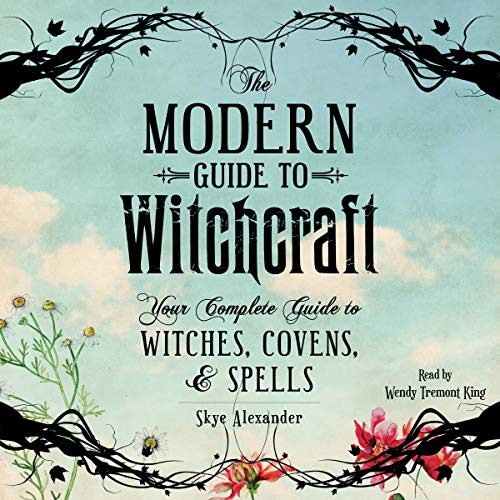 The Modern Guide to Witchcraft cover art