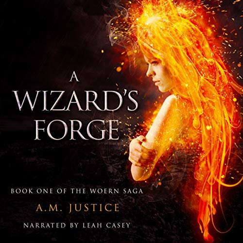 A Wizard's Forge cover art