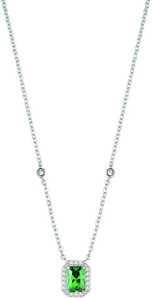 Morellato collanada donna  con ciondolo , argento SAIW55