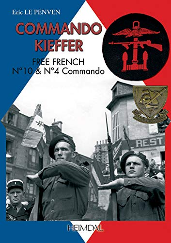 Commando Kieffer : Free French n° 10 & n° 4 commando