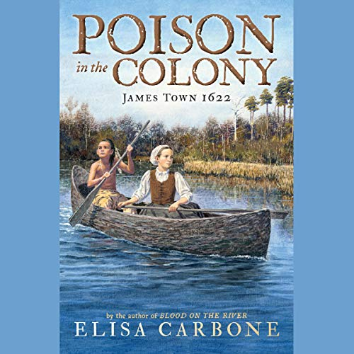 Poison in the Colony cover art