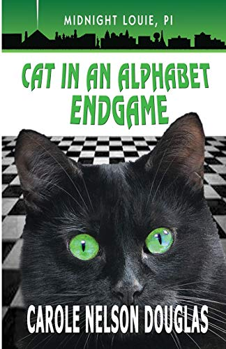 Cat in an Alphabet Endgame: A Midnight Louie Mystery (The Midnight Louie Mysteries) (Volume 28) Nebraska