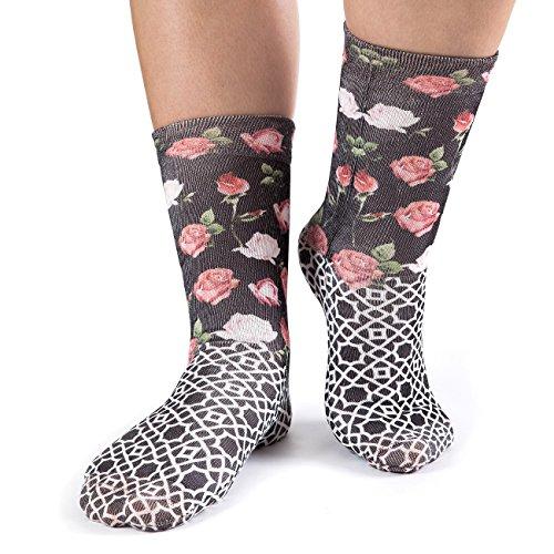 Wigglesteps Damen Socken,