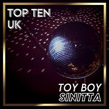 Toy Boy (UK Chart Top 40 - No. 4)
