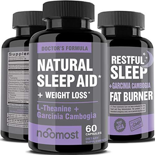 NooMost Natural Sleep Aid