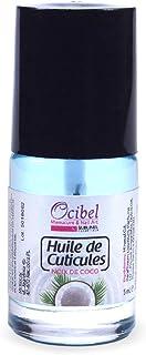 Ocibel - Huile de cuticule parfumée 'Noix de Coco' - 5 ml - Manucure, Faux Ongles et Nail Art