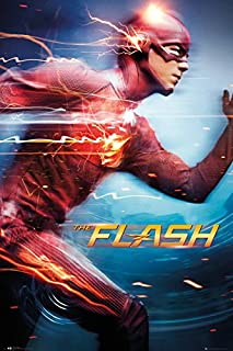 The Flash - DC Comics TV Show Poster/Print (Speed) (Size: 24 inches x 36 inches)