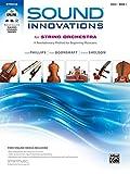 Sound Innovations for String Orchestra, Bk 1: A Revolutionary Method for Beginning Musicians (Viola), Book & Online Media