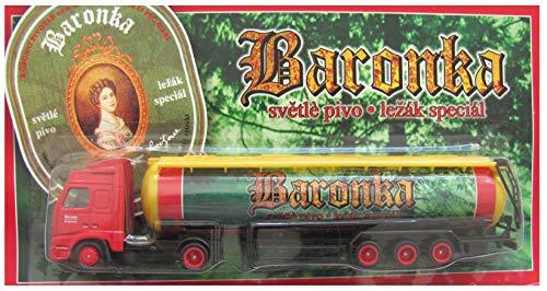 Baronka Brauerei Nr.01 - Bier aus der Tschechischen Republik - Volvo FH 16 - Sattelzug mit Tankauflieger