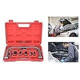 Compressore a molla, 10 Pz Valvola Molla Compressore Kit Rimozione Installatore Strumento Per Auto Van Moto Motori
