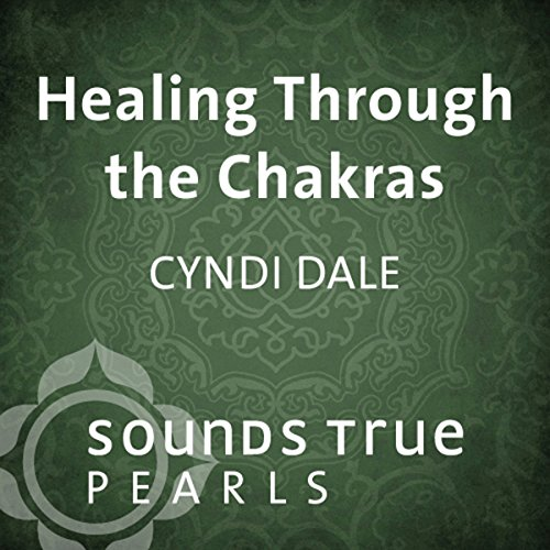Healing Through the Chakras audiobook cover art