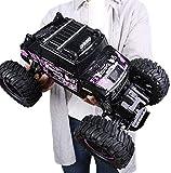 4times, 4 roues motrices télécommande de voiture camion 01:14 s 2.4Ghz 38 kmh haute vitesse Télécommande Buggy Rocks véhicule sur chenilles radiocommandés Hobby voiture jouet for enfants adultes Cadea