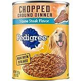 PEDIGREE Adult Canned Wet Dog Food Chopped...