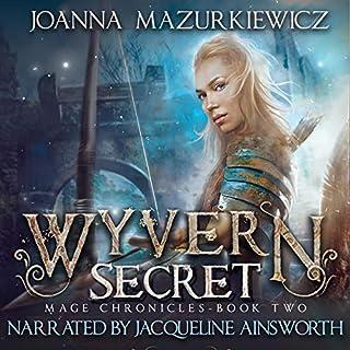 Wyvern's Secret cover art