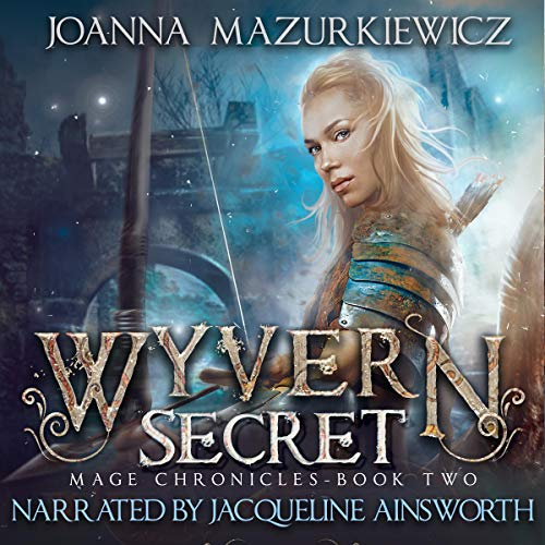 Wyvern's Secret cover art