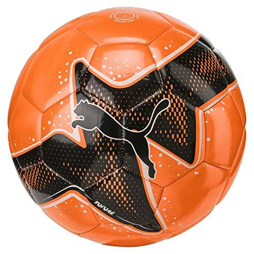 Puma Future Pulse Ball Fußball, Shocking Orange Black White, 5