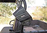 UTV Gun Boot Scabbard Rack Carrier for Utility vehicles Polaris Kawasaki Can Am,...