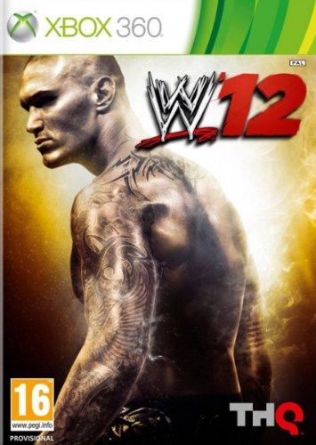 THQ WWE Smackdown vs Raw 2012, Xbox 360 - Juego (Xbox 360,...