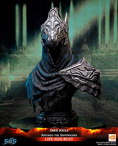 First 4 Figures Dark Souls - Figura Decorativa (74 cm), diseño de Busto de la Vida, Multicolor
