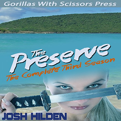The Preserve - The Complete Third Season: 'First Impressions' cover art