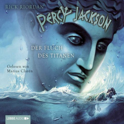 Der Fluch des Titanen cover art