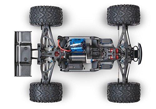 RC Auto kaufen Truggy Bild 6: Traxxas E-Revo Brushless 1:10 RC Modellauto Elektro Truggy Allradantrieb (4WD) RTR 2,4 GHz*