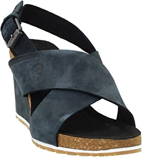 Timberland Women's Capri Sunset Cross Band Sandal