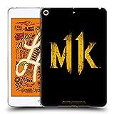 Head Case Designs Officiel Mortal Kombat 11 Look Affligé Logo Art Coque en Gel Doux Compatible avec...