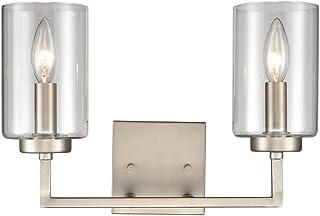 Elk Lighting CN240122 Vanity Light Brushed Nickel