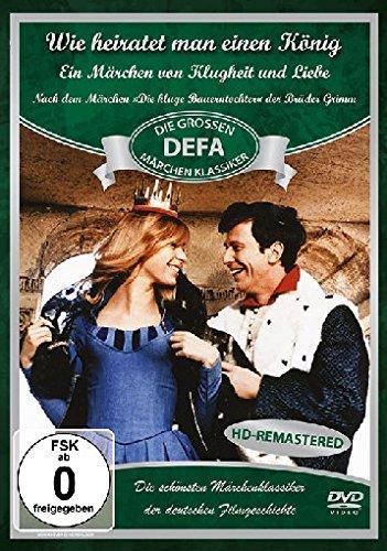 Wie heiratet man einen König - DEFA-Märchen (HD-Remastered)