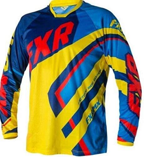 MTV Shirt Large, Mountain Bike Jersey Fox, 2020 New Motocross Jersey MTB...