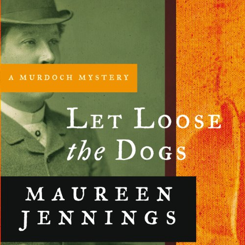 Let Loose the Dogs audiobook cover art