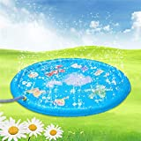 Stephanie Baby & Kids' Floats - cm Water Spray Mat Toy Outdoor Summer Fun Game Party Toy Inflatable Spray Water Cushion Toys Swiming Pool Water Playing Mat - by 1 PCs