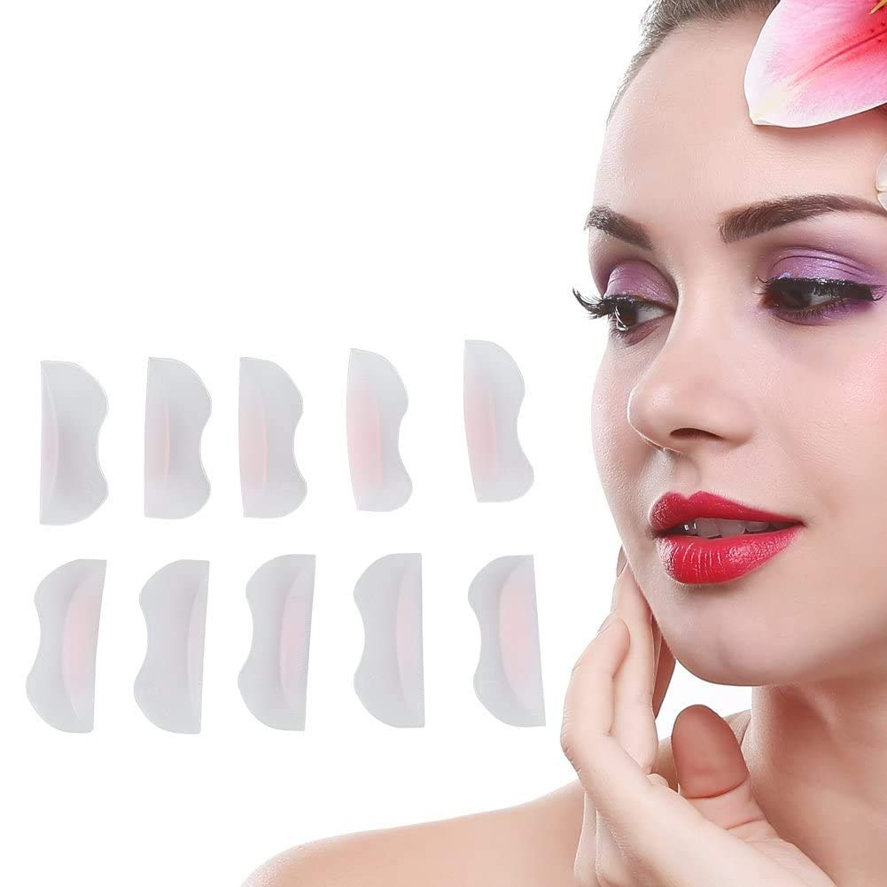 20 Pairs Silicone Eyelashes Patches Perming Durable Kit Curlers Japan's largest assortment Louisville-Jefferson County Mall