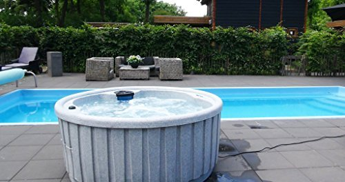 Fonteyn Dream Eclipse Outdoor Whirlpool Spa/Balboa Steuerung / 4 Personen/Dreammaker/Aussenwhirlpool/Indoor