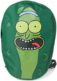Sac à dos Rick & Morty vert Pickle