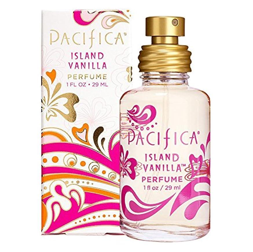 ドロー緊張する毒海外直送品 Pacifica Perfume Island Vanilla - 1 fl oz パシフィカパフュームアイランドバニラ(29ml)