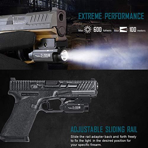 Olight PL-MINI 2 Valkyrie Weaponlight