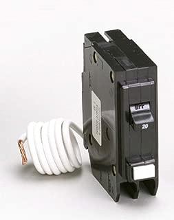 Eaton Brn120gf Cutler Hammer Gfci Circuit Breaker with Self Test, 20 Amp