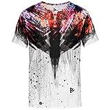 Blowhammer T-Shirt Herren - Crow Tee - M