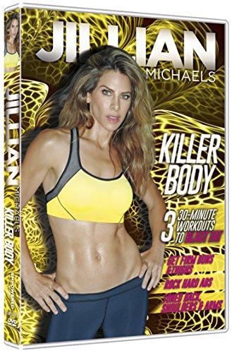 Jillian Michaels - Killer Body (2015, PAL, UK Version)