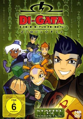 Di-Gata Defenders - Staffel 1.2/Folgen 14-26